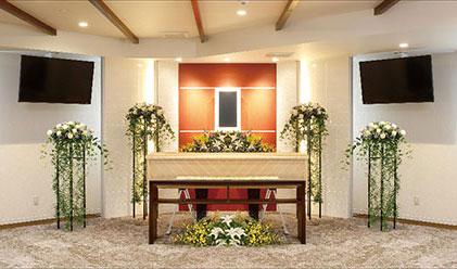 家族葬・直葬の葬儀なら埼玉県のさいたま斎苑へ